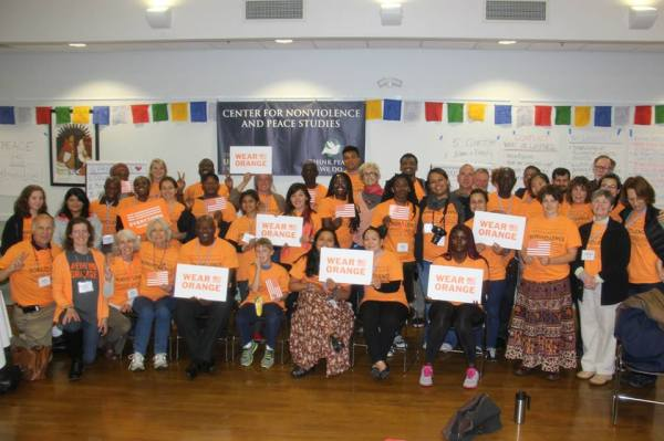 June 2, 2015 marked the first National Gun Violence Awareness Day