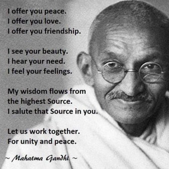 gandhi-on-peace
